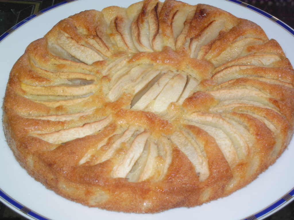 Cake Fromage Pomme