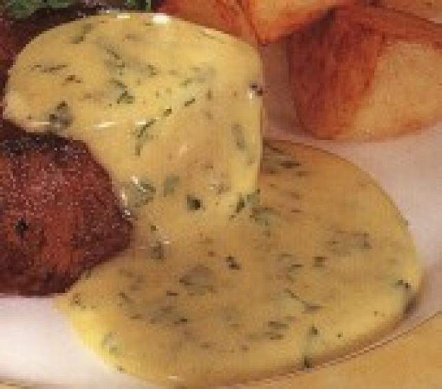 SAUCE BEARNAISE