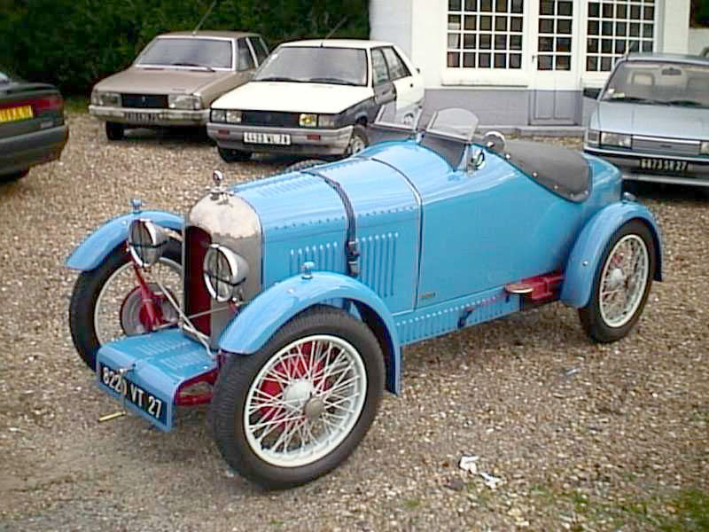 VOITURE ANCIENNE....AMILCAR CGSS 1929
