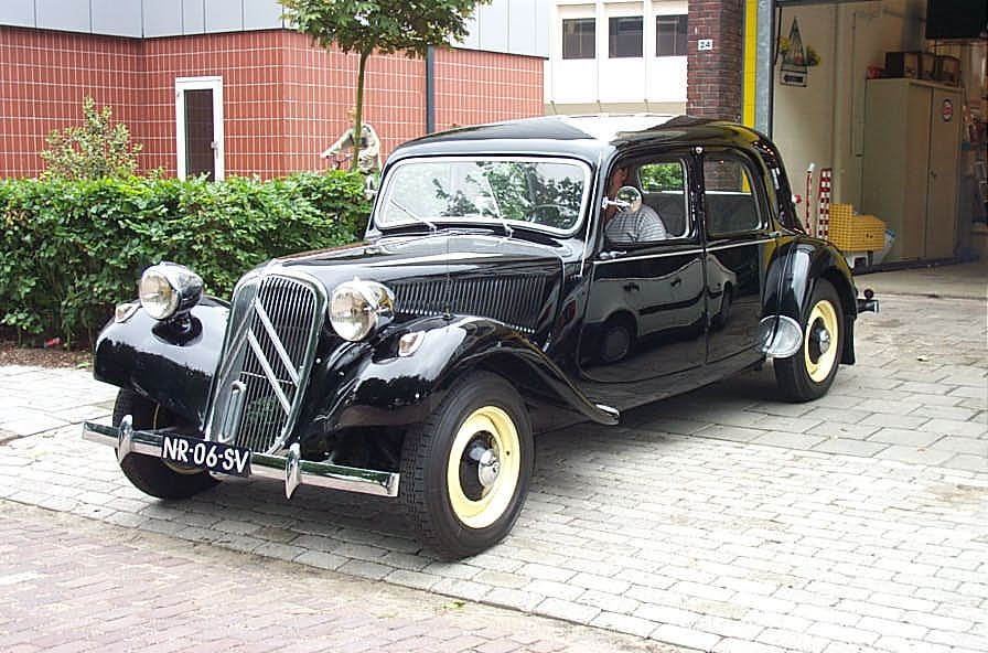 voiture ancienne citroen traction avant 11 bn 1953 centerblog. Black Bedroom Furniture Sets. Home Design Ideas